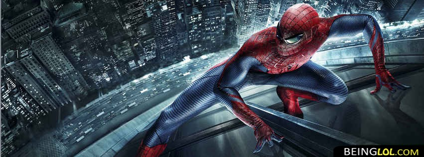 Amazing Spider Man Facebook Cover