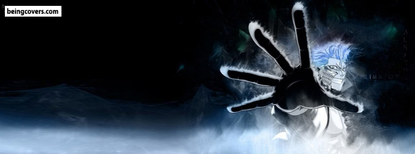 Bleach Grimmjow Facebook Cover