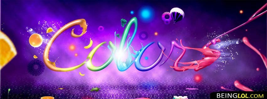 Colorful Facebook Cover