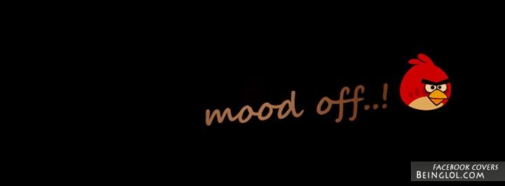 Mood Off Facebook Cover