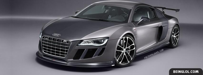 2010 ABT Audi R8 GTR Cover
