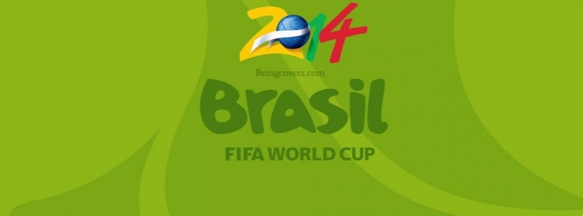 2014 Fifa World Cup Brasil Cover