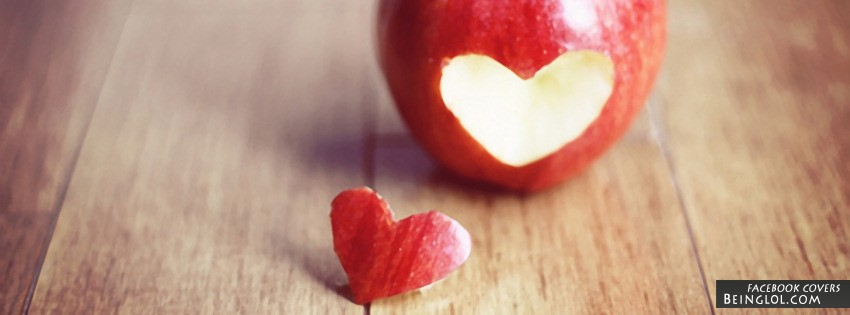 AppLe Heart Cover