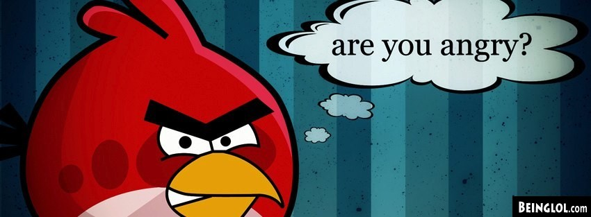 Are You Angry  Cover