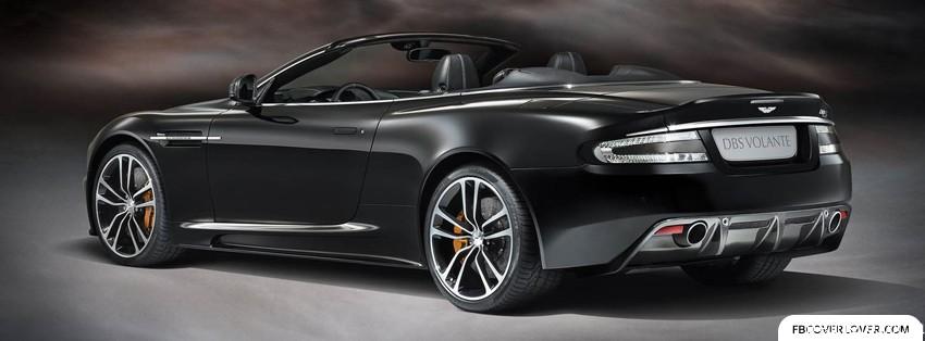 Aston Martin DBS Carbon Cover