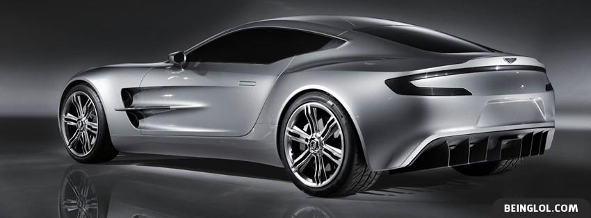Aston Martin One-77 Cover