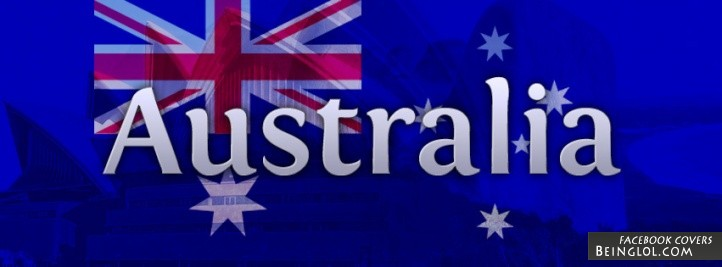 Australia Flag Cover