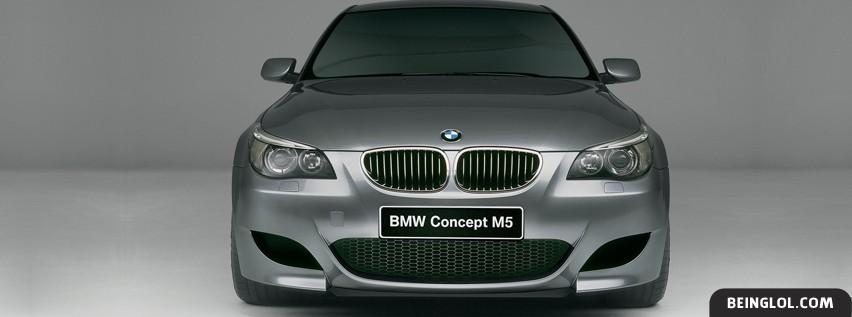 BMW Concept M5 Cover