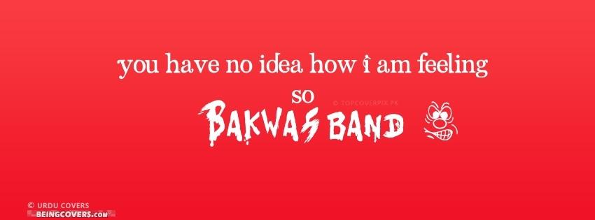 Bakwas Band Ker Facebook Cover