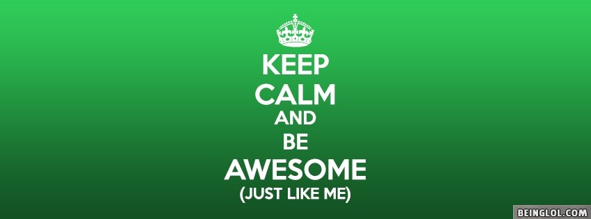 Be Awesome Cover