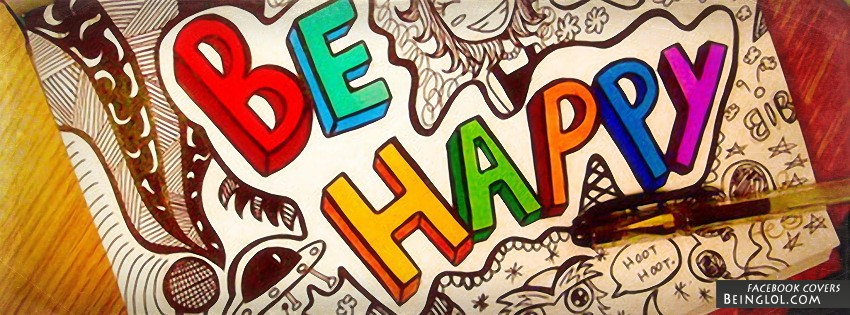 Be Happy Cover