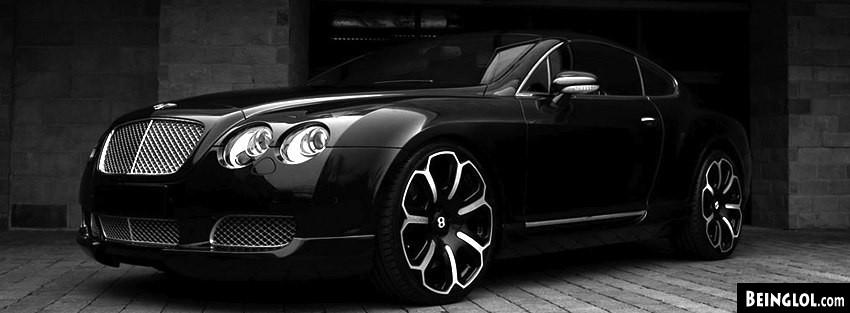 Bentley GTS Black Ed 2008 Cover