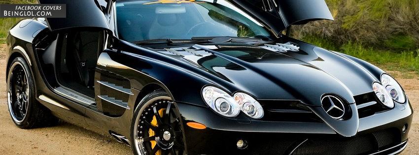 Black Mercedes Cover