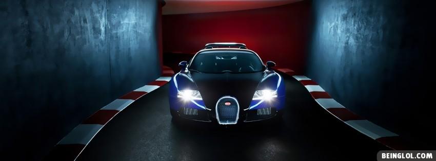 Bugatti Veyron Cover