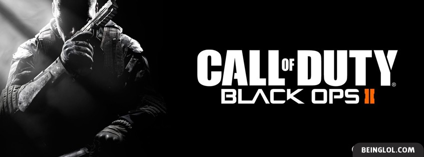 COD Black Ops 2 Cover