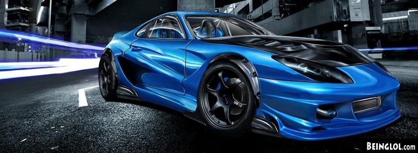Concept Racing Facebook Cover