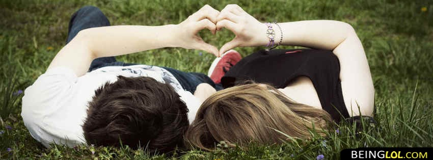 Cute Couple Love Facebook Cover Facebook Cover