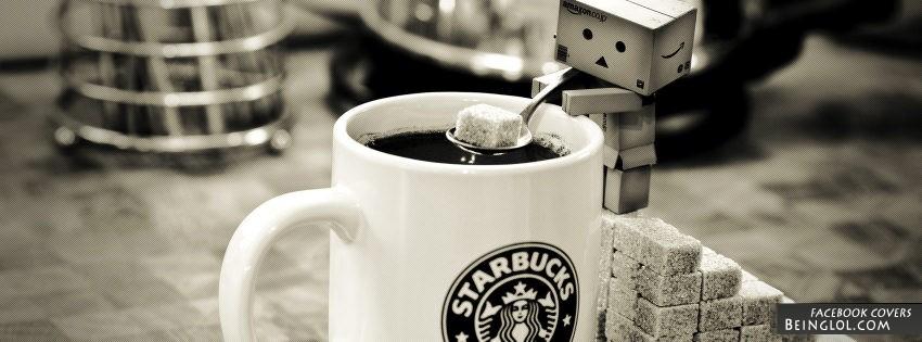 Danbo Starbucks Cover