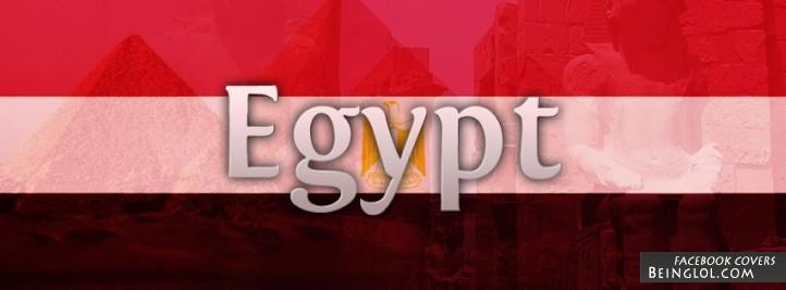 Egypt Flag Cover