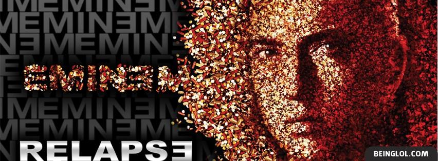 Eminem Relapse Facebook Cover