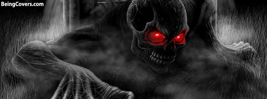 Evil Facebook Cover