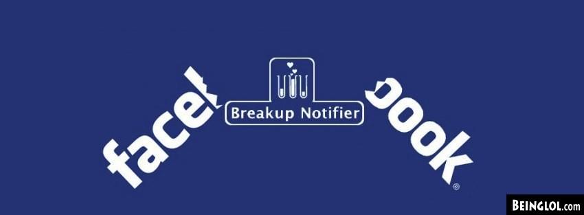 Facebook Breakup  Cover