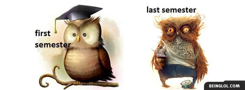 First Semester Last Semester Cover