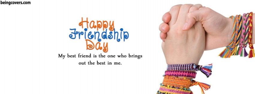 Friendship Day Cover