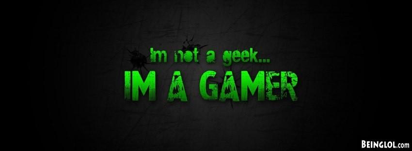 Geek Gamer Cover