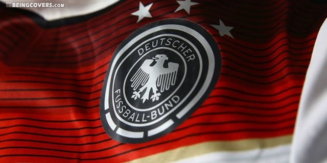 Germany jersey 2014 Cover