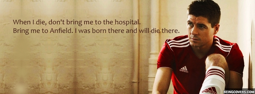 Gerrard Quotes Cover