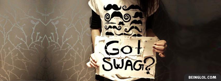 Got Swag? Facebook Cover