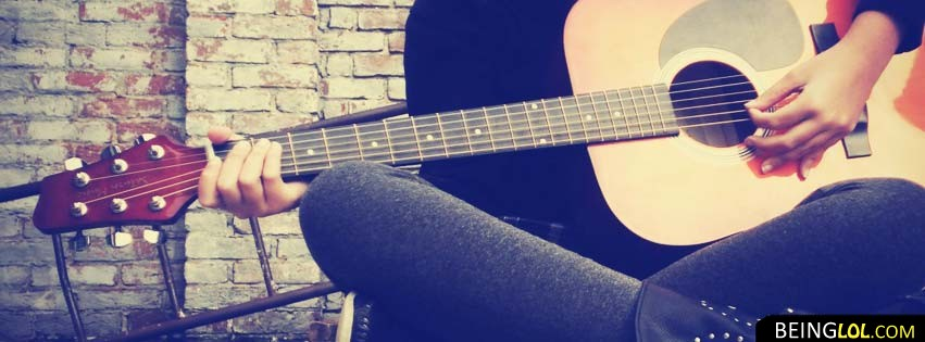 guitar playing facebook cover Cover
