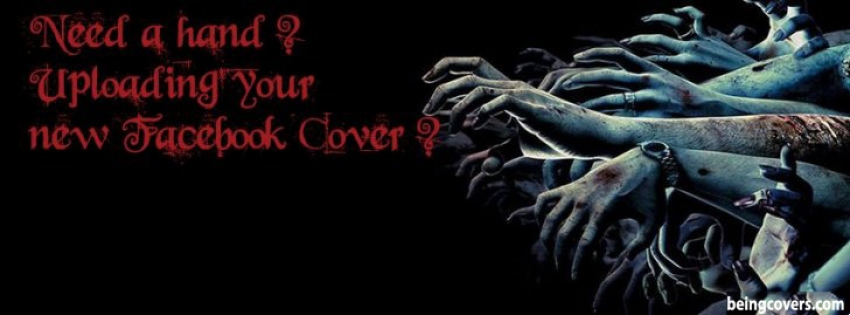Hands Facebook Cover