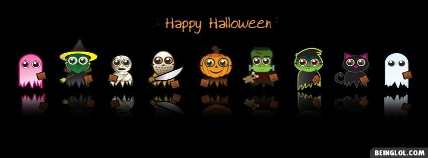 Happy Halloween Cover