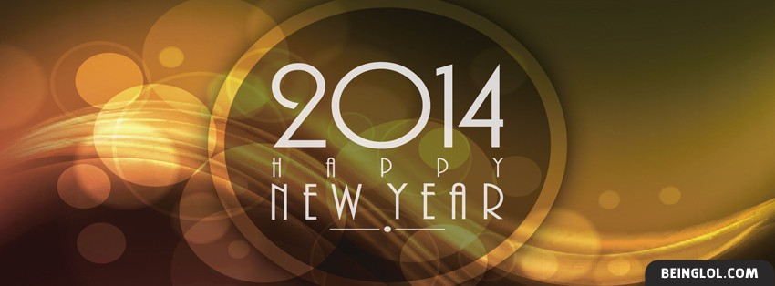 Happy New Year 2014 4 Cover