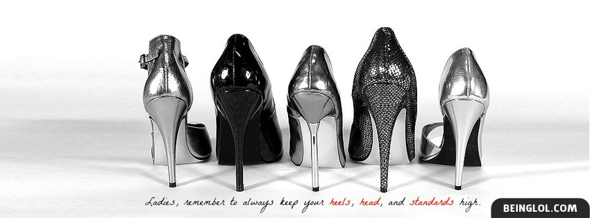 Heels Head And Standards High Facebook Cover