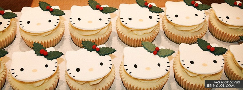 Hello Kitty Cupcakes Cover