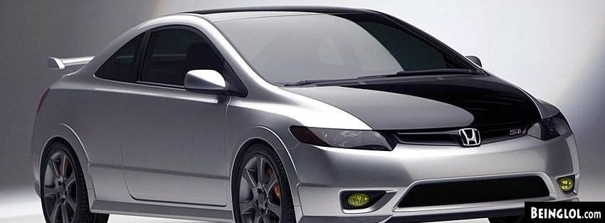 Honda Civic Si Cover