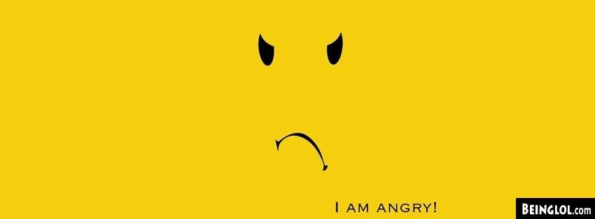 I Am Angry  Cover