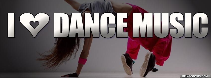 I Love Dance Music Cover