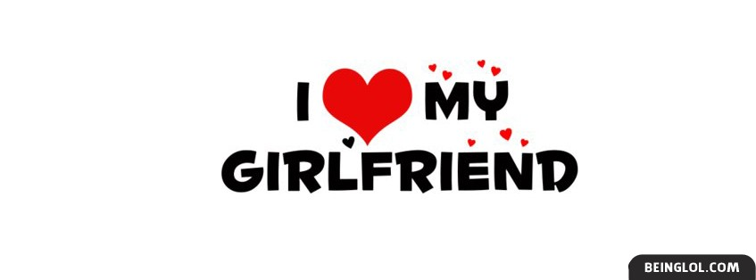 I Love My Girlfriend Cover