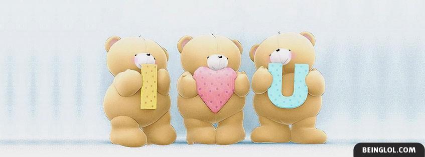 I Love You Bears Cover