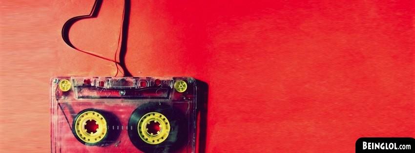 Kasseta Love Retro Lenta Cover