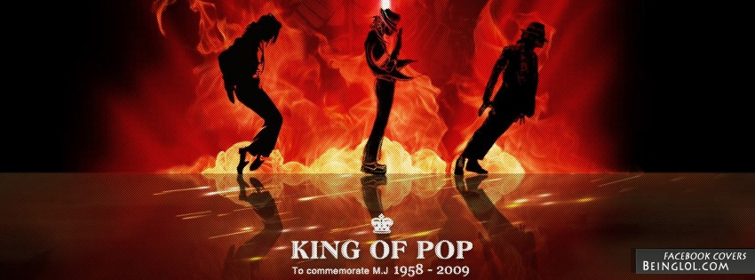 King Of Pop Cover