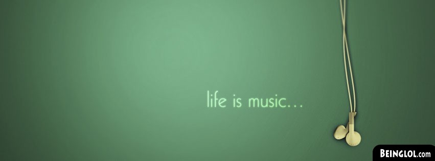 Life Is Music Cover