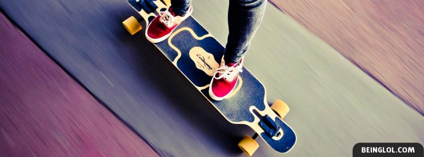 Longboarding Cover
