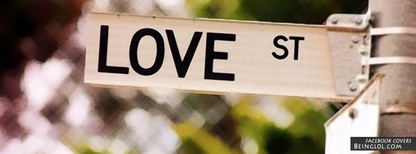 Love Street Facebook Cover