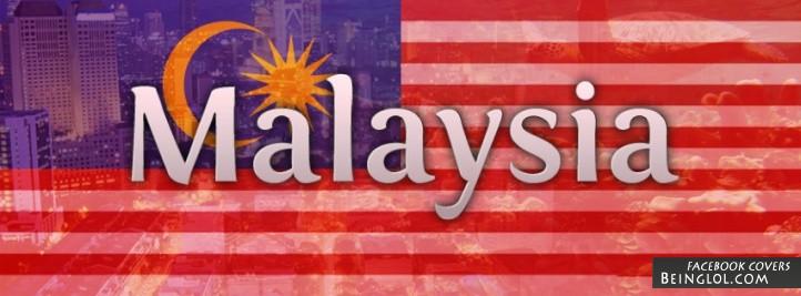 Malaysia Flag Cover