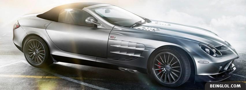 Mclaren Roadster Cover